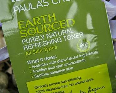 [Mit Proben toben #2] Paula's Choice Purely Natural Refreshing Toner