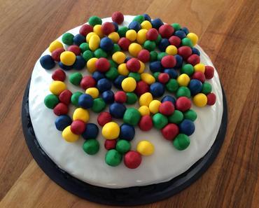 99 Luftballons: Ovomaltine Schokoladenkuchen