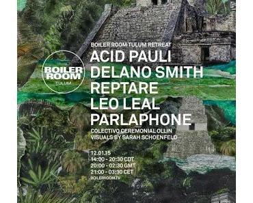 DJ-Set Empfehlung: Acid Pauli Boiler Room Tulum DJ Set
