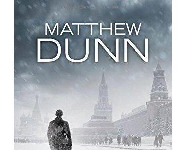 """""""Spycatcher – Krieg der Spione"""" von Matthew Dunn"""
