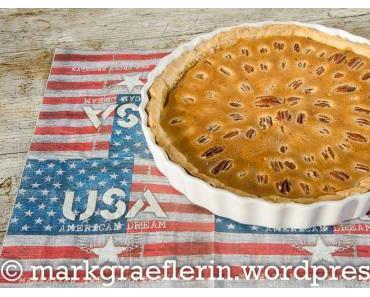 Pecan Pie – Ein Pekannusskuchen zum Pi(e) Day