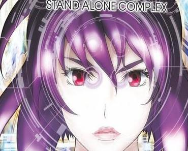 "Blu-ray zu ""Ghost in the Shell – Stand Alone Complex: Solid State Society"""