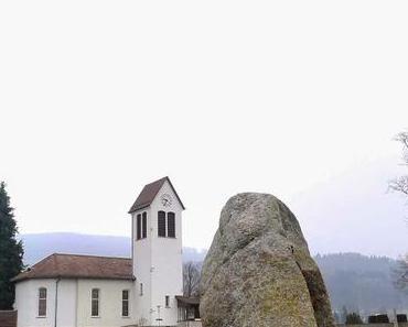 Der einzige Berner Menhir