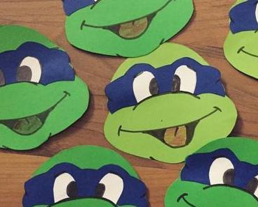  Kindergeburtstag  Teenage Mutant Ninja Turtle Party