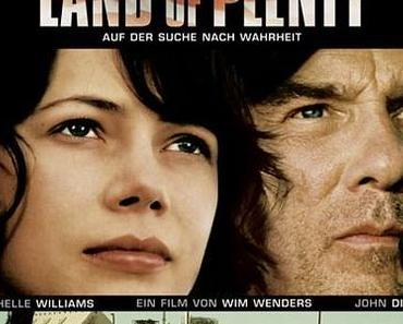 Wiedergesehen: LAND OF PLENTY (2004) von Wim Wenders
