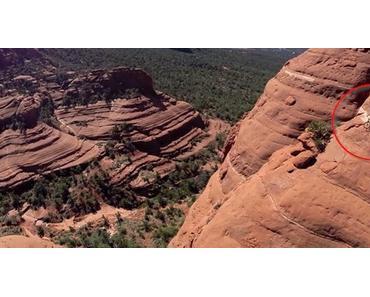 'White Line' in Arizona: Eine Mountainbike Strecke für Profis