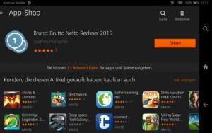 Finanz-App Bruno 2015 Brutto Netto Rechner im Kurztest