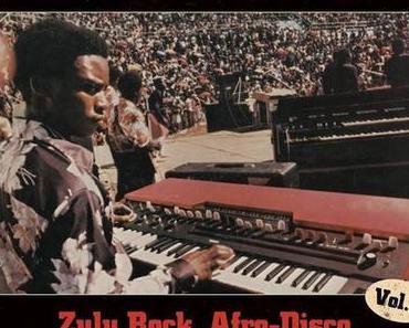 NEXT STOP SOWETO Vol. 4:  Zulu Rock, Afro-Disco & Mbaqanga 1975-1985
