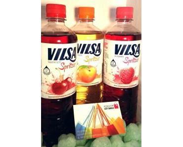 Die neue Erfrischung mit einem Spritzer Frucht