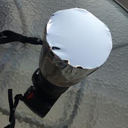 Die Sonnenfinsternis 2015 auf der Zugspitze