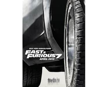 "SPECIAL ZU FAST & FURIOUS 7 - ""FURIOUS MOMENTS"" – DIE ERINNERUNGSWÜRDIGSTEN EREIGNISSE DES  ""FAST & FURIOUS""-FRANCHISE (TEILE 1-6)"