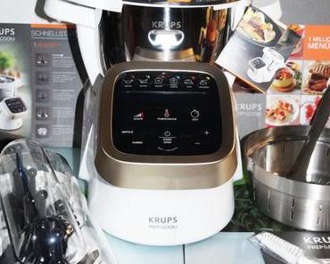 Krups Prep & Cook – Jeden Tag ein neues Kocherlebnis – Der erste Eindruck