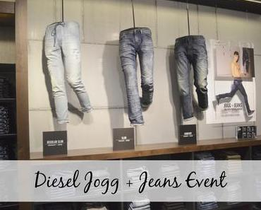 Diesel Jogg Jeans Event