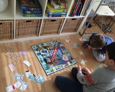 Spiellegende Monopoly: Macht und Moneten im Kinderzimmer