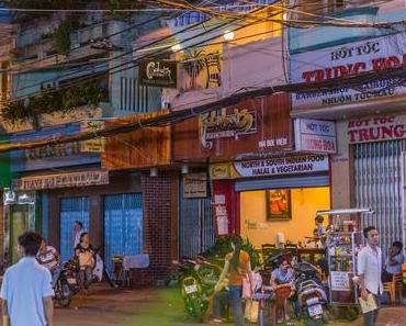 Saigon und der Geschmack des alten Asiens