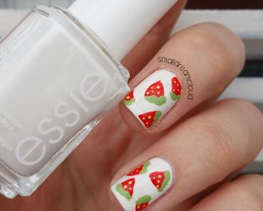 Erdbeernägel