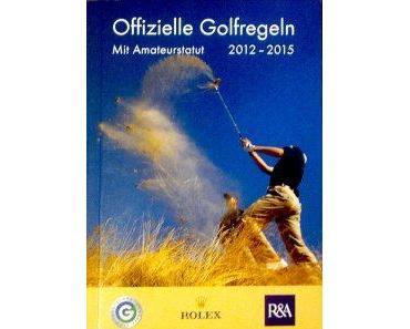 Aktuelle Golfregeln sollte man immer im Bag haben