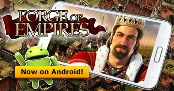 InnoGames startet Android-App für Forge of Empires