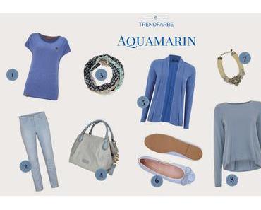 Aquamarin – so schön wie der Ozean…