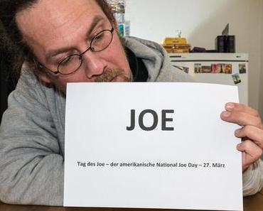 Tag des Joe – der amerikanische National Joe Day