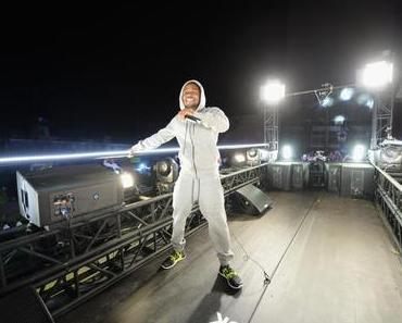 Kendrick Lamar x Reebok – Mobile Concert