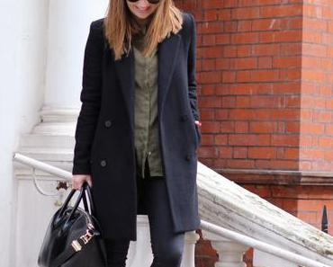 OUTFIT – MILITARY LOOK.