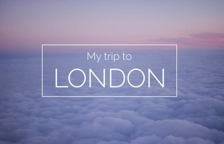 Trip to London: Unterkunft, Flug, Planung