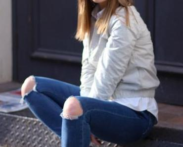 OUTFIT – SILVER SUPERGA.