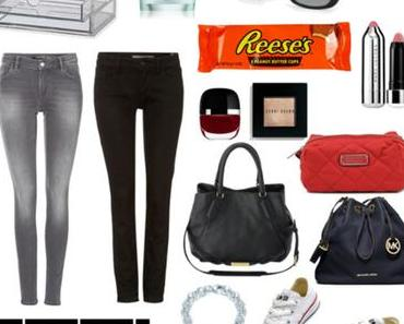 New York City – Shopping Wishlist