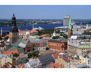 HALB-ZEIT in Riga (Lettland)
