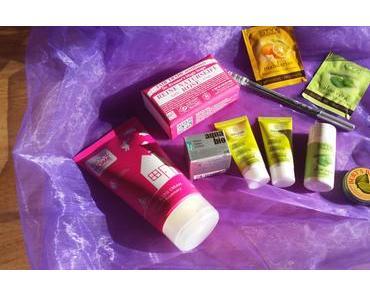 Bio Box Beauty & Care April 2015- Leider meine Letzte!