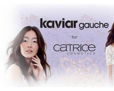 "Neue LE ""Kaviar Gauche for CATRICE"" Mai 2015 – Preview"