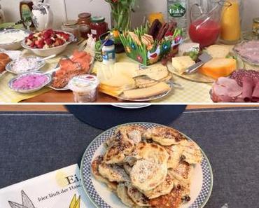 Kleine Osternachlese – oder – Schäfchenzählen, 1,2,3,…