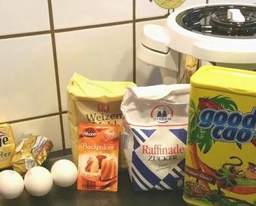 Krups Prep&Cook Marmorkuchen
