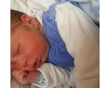 Unser Babytagebuch – die ersten 6 Wochen!