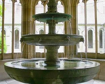 Ehem. Zisterzienserkloster Maulbronn • Topographie von H. Hesse