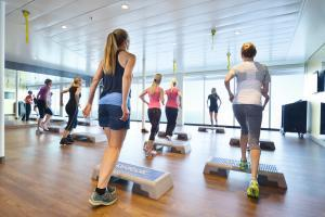 Tui-Cruises: Om und Functional Training  – Yoga & Fitness Wochen!