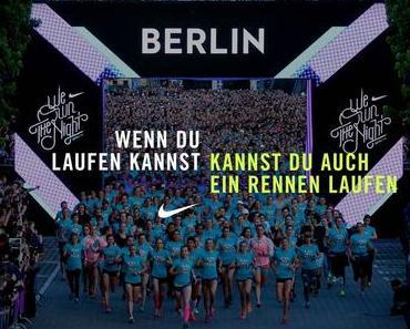 Laufen fängt mit kleinen Zielen an – Geht beim NIKE Women's 10KM in Berlin an den Start!