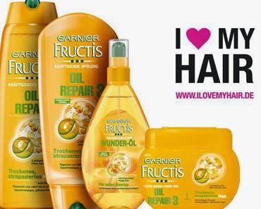 Garnier Fructis Oil Repair 3 - Wahre Liebe