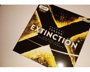 Extinction Hörbuch