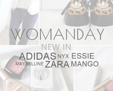 New In {Mango, Zara, Adidas,…}