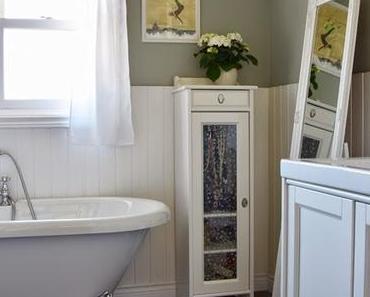 Das Badezimmer ... endlich!
