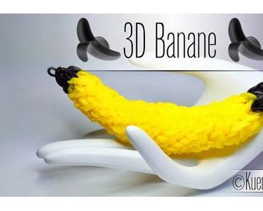 Rainbow Loom - 3D Banane / 3D Banana
