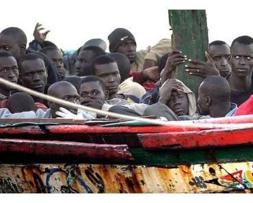 Flüchtlingsdrama im Mittelmeer: Die europäische Grenzschutzagentur FRONTEX versagt, weil sie nicht zum Retten, sondern als quasi militärischer Grenzschutz konzipiert worden ist