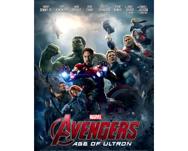 KINOHIGHLIGHTS - KINOSTARTS 23. APRIL 2015 (AVENGERS 2 - AGE OF ULTRON, EX MACHINA, BIG EYES)