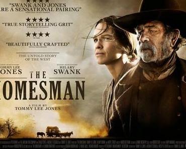 """Der Wilde Westen seiner Romantik beraubt - """"The Homesman"""""""