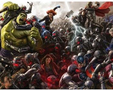 """Superhelden wohin das Auge sieht - Völlige Zerstörung in """"Avengers - Age of Ultron"""""""