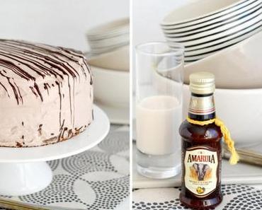 leckere sachen // amarula-schoko-mascarpone torte
