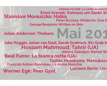 Oper irgendwie anders – Mai 2015