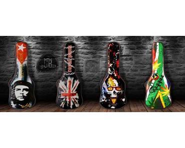 GigBax-Gitarrentaschen – Schutz und Design Hand in Hand